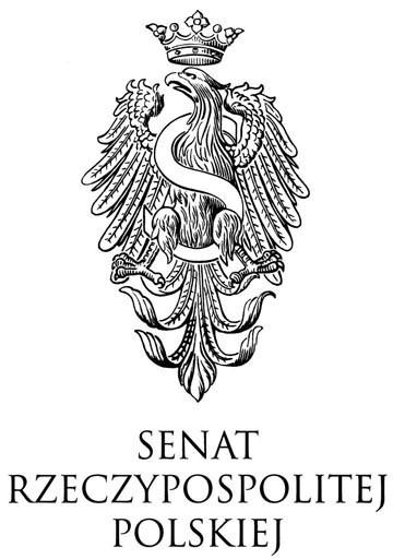 logo Senat Rzeczypospolitej Polskiej