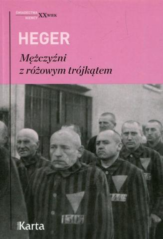 okładka książki Mężczyźni z różowym trójkątem