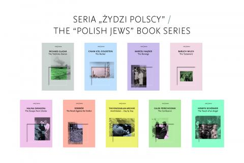 Polish Jews covers