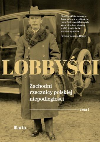 okładka książki Lobbyści - tom 1