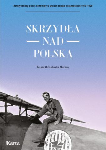 okładka książki Skrzydła nad Polską