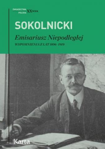 okładka książki Emisariusz Niepodległej