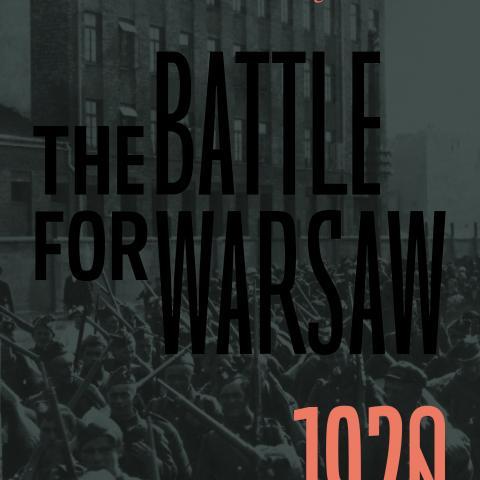 okładka książki The Battle for Warsaw