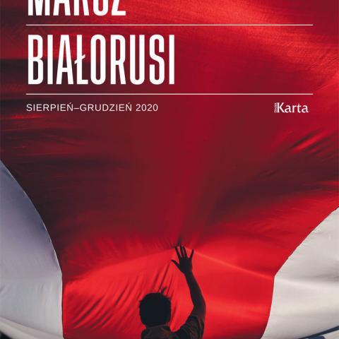 okładka książki Marsz Białorusi