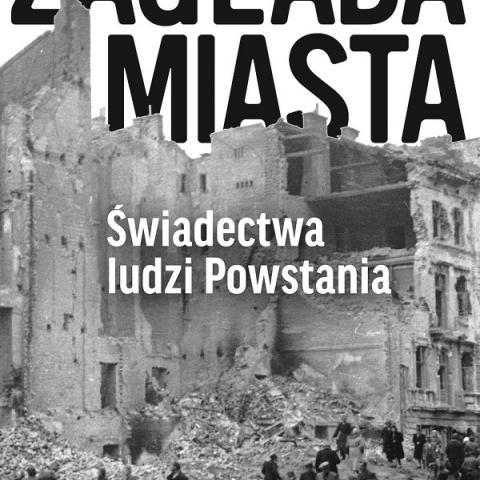 okładka Zagłada miasta