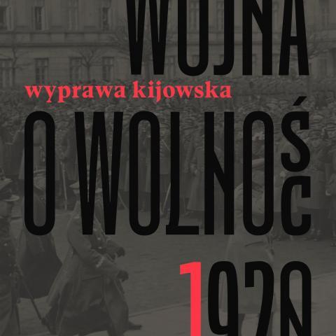 okładka książki Wojna o wolność 1920