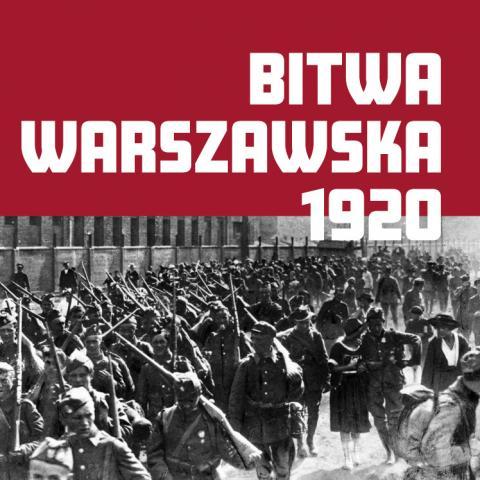 okładka książki Bitwa Warszawska 1920