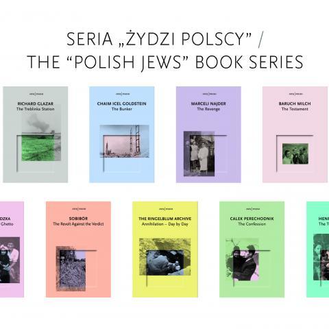 Polish Jews covers