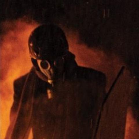 fragment okładki książki Ogień Majdanu