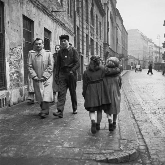 fotografia z archiwum Ireny Jarosińskiej