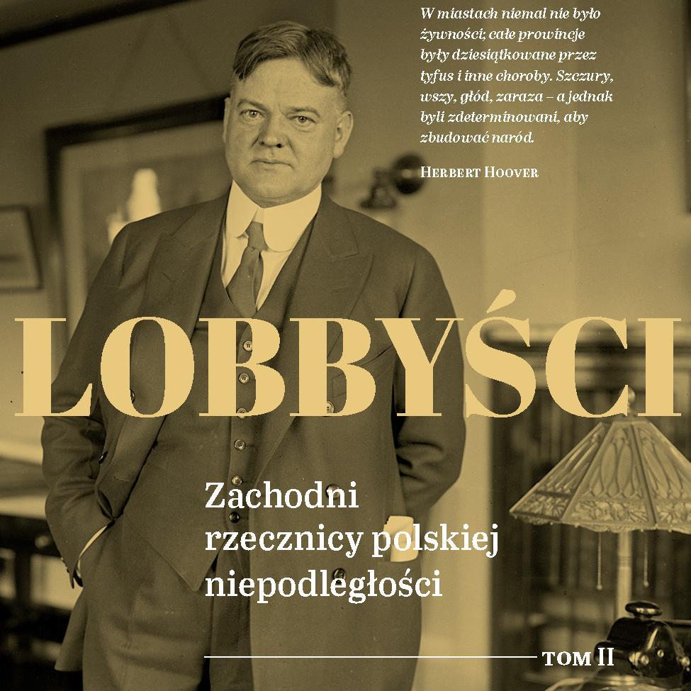 okładka książki Lobbyści - tom 2