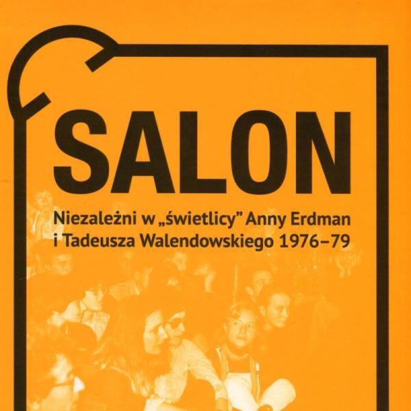 okładka książki Salon