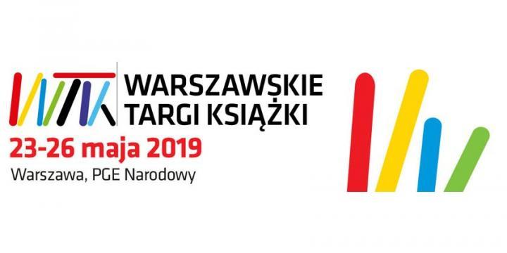 logo Warszawskie Targi Książki