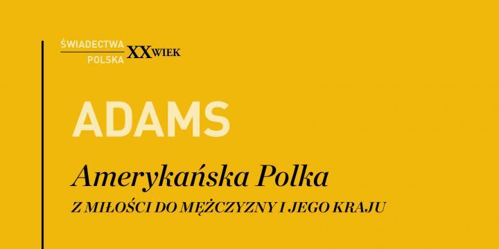 okładka książki Amerykańska Polka