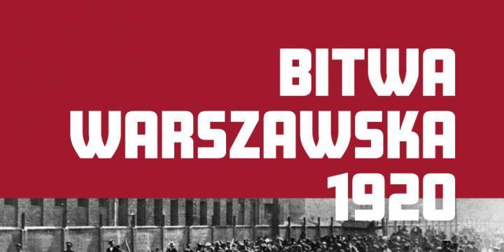 okładka Bitwa warszawska 1920