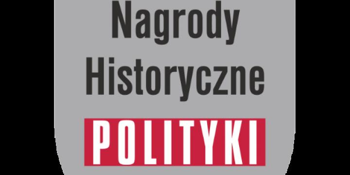 logo Nagrody Historyczne Polityki