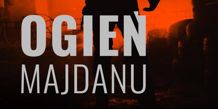 okładka Ogień Majdanu