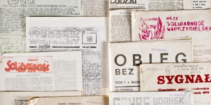 czasopisma podziemne