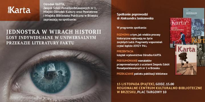 plakat Jednostka w wirach historii