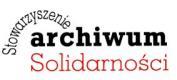 logo Stowarzyszenie Archiwum Solidarności