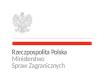 logo Ministerstwo Spraw Zagranicznych