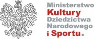 logo Ministerstwo Kultury, Dziedzictwa Narodowego i Sportu