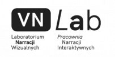logo Laboratorium Narracji Wizualnych